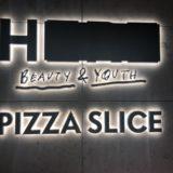 PIZZA SLICE 2のピザスライスが美味しすぎた!【インスタ映え炸裂】