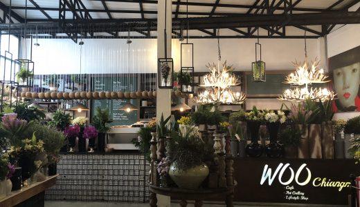 Woo Cafe Art Gallery & Lifestyle Shop(ウー・カフェ)チェンマイの人気カフェ【神センス】