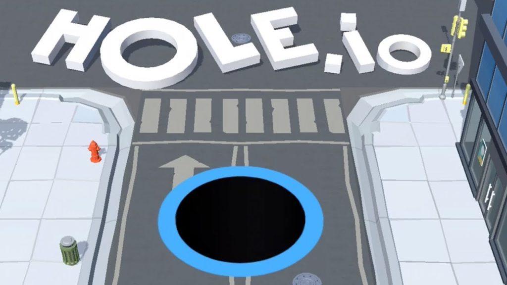 「Hole.io アプリ」の画像検索結果