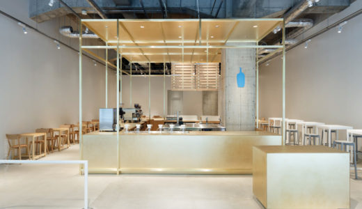 ブルーボトルコーヒー神戸・居留地店の体験レポート『アクセス・メニュー』紹介します!
