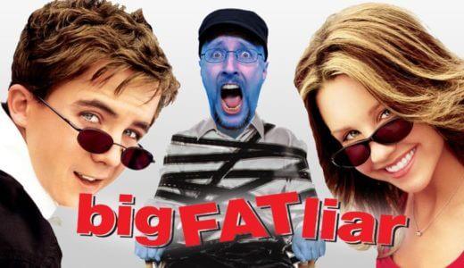 『ビックライアー(big fat liar)』映画の感想!舞台はユニバーサルスタジオ!