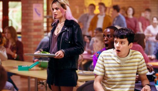 Netflix『セックス・エデュケーション/Sex Education』シーズン1−7の感想レビュー
