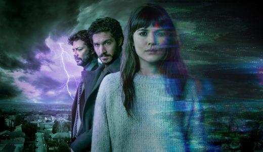 Netflix映画『嵐の中で』感想レビュー!初のタイムトラベル作品!【ネタバレあり】