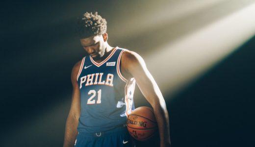 【NBA 2 K モバイル】ジョエルエンビードのレーティングまとめ!次世代最強のセンター